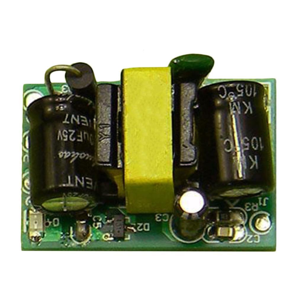 Бесплатная доставка 10 шт. AC-DC 12 В 450 мА 5 Вт Бак преобразователь питания понижающий модуль для Arduino горячий новый