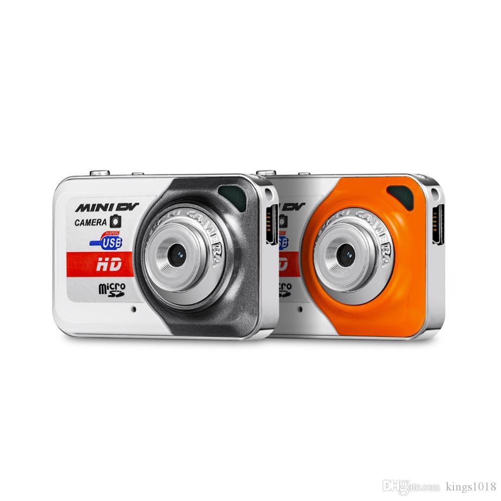 2018 HD 1280*1024 Ultra Portable Mini Camera Video Recorder Digital Small Cam Support TF Card Micro Secure Digital Memory Card