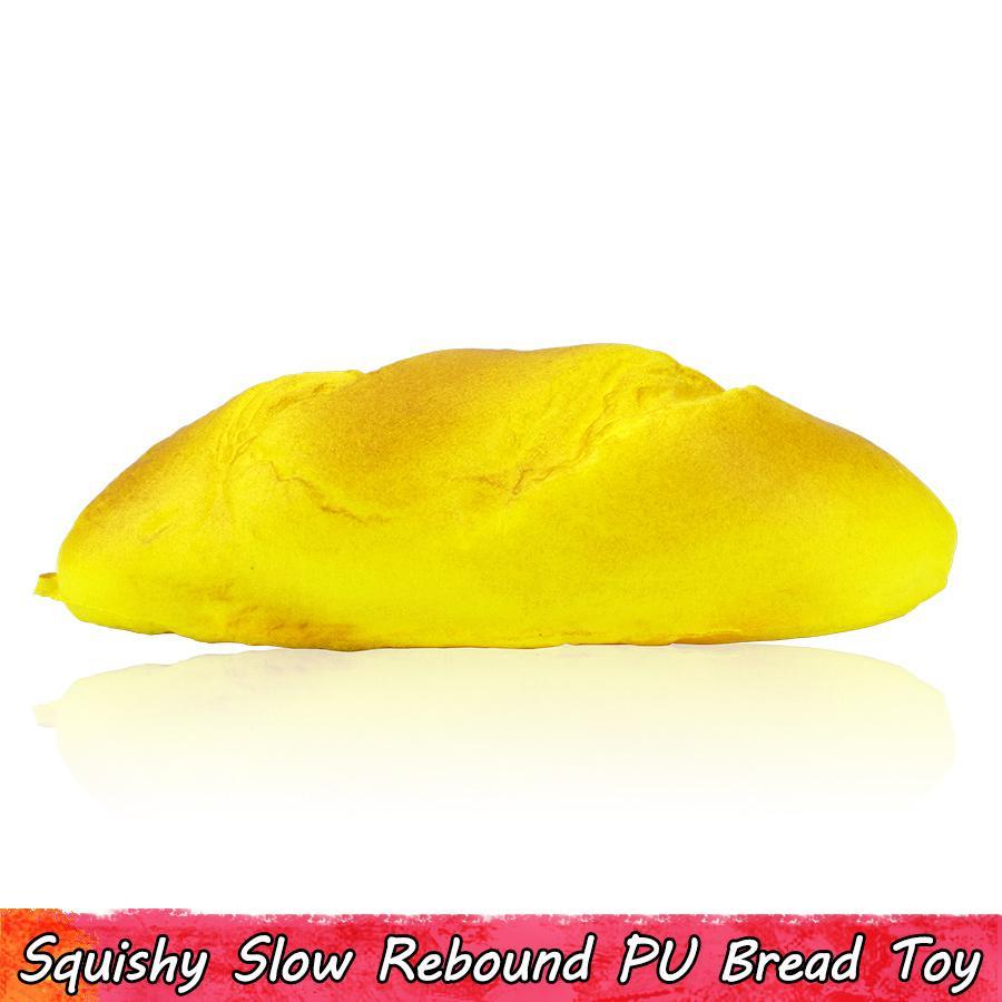 1 PCS Bread Squishy Toy 천천히 상승하는 Squishies 아이들을위한 음식 짜기 장난감 홈 파티 장식 십대를위한 스트레스 릴리프 선물 성인 소프트 장식