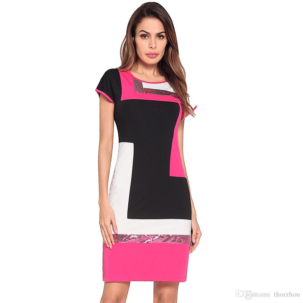 High quality Women clothing sequin work dress Party Bodycon Dresses for Wholesale Retail
