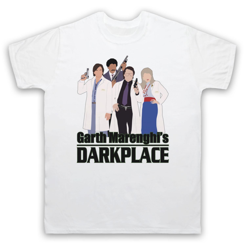 تي شيرت غارث مارينجي المرأة المظلمة شخصيات عبادة كوميديا تلفزيون بالغين أطفال تي شيرت