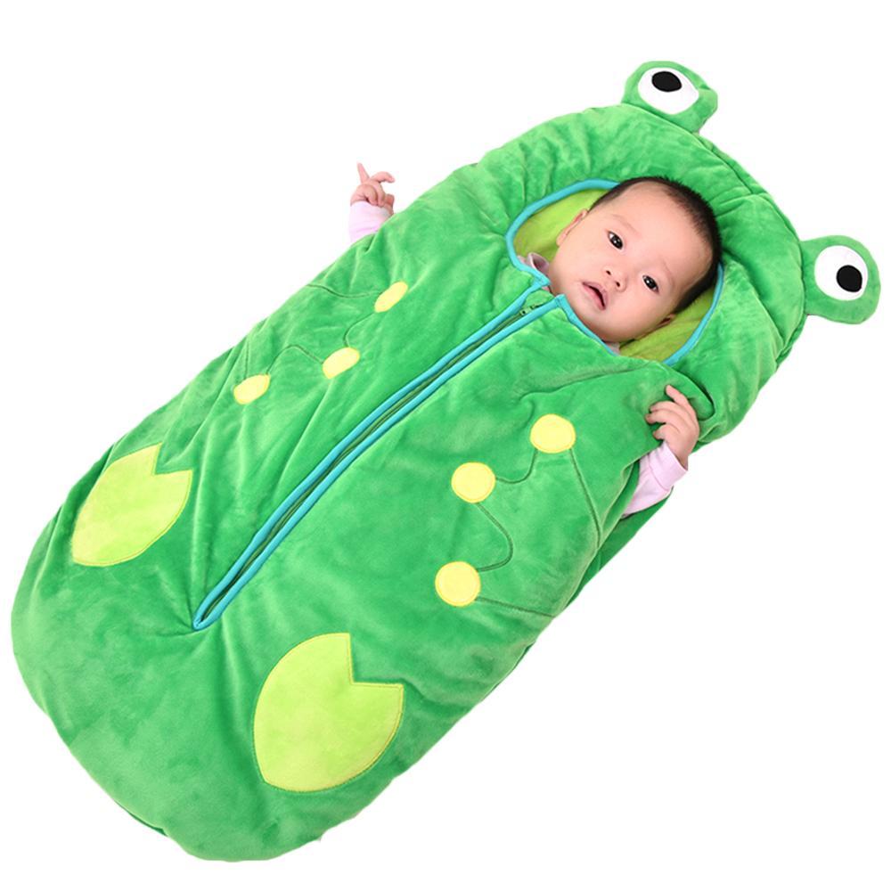 IEUUMLER Unisex Saco de Dormir con Terciopelo para Beb/és Manta para beb/é reci/én Nacido IE118