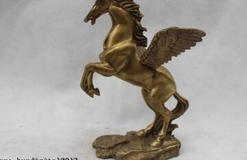 Compre 7 China Chines Folk Feng Shui Bronze Dinheiro Realista