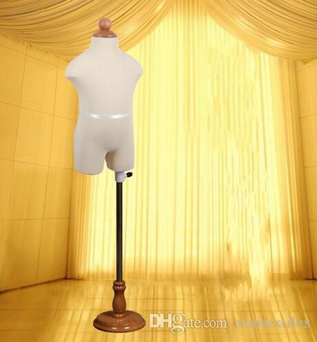 wholesale 1-4year Children for clothes,dummy sexy mannequin,maniqui without cabeza/ Manikin Kid Dress Form Display+Round base,M00043B