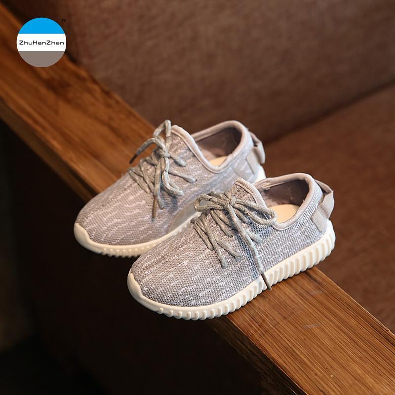 2018 New fashion da 1 a 12 anni baby ragazzi e ragazze scarpe sportive casual fondo morbido bambini scarpe da ginnastica per bambini scarpe da ginnastica