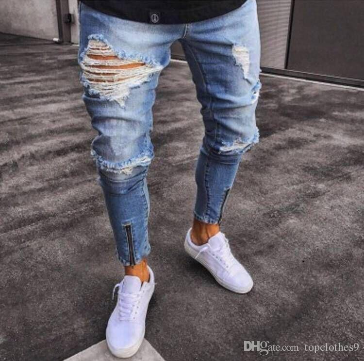 Ciervo Pausa Instructor Pantalones Jeans 2018 Hombre Ocmeditation Org