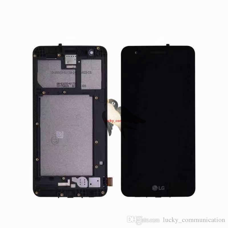 2019 Original LCD Display For LG X230 K7 2017 Touch Screen With Frame  Digitizer Assembly Replacement DHL From Lucky_communication, &Price