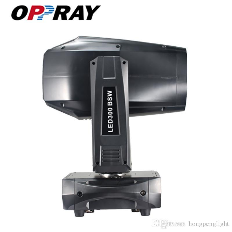 OPPRAY High Power Superhelle LED 300W CMY + CTO 3in1 Strahlpunktwäsche Moving Head DMX 21CH Bühnenlicht