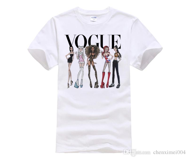 1ac83dfa7 Spice Girls Vogue Shirtsweatshirttank Top 7 T Shirt Funny Rude T ...