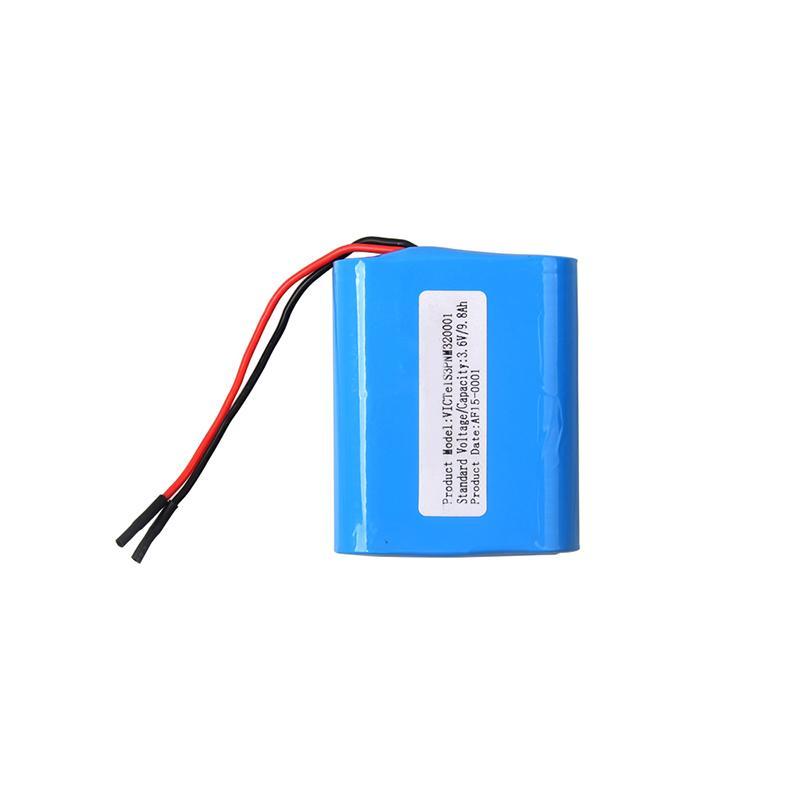Bateria 1S3P 3.7V 10000 mAh z INR18650 MH1 wewnątrz akumulatora 3,6 V do światła palnika