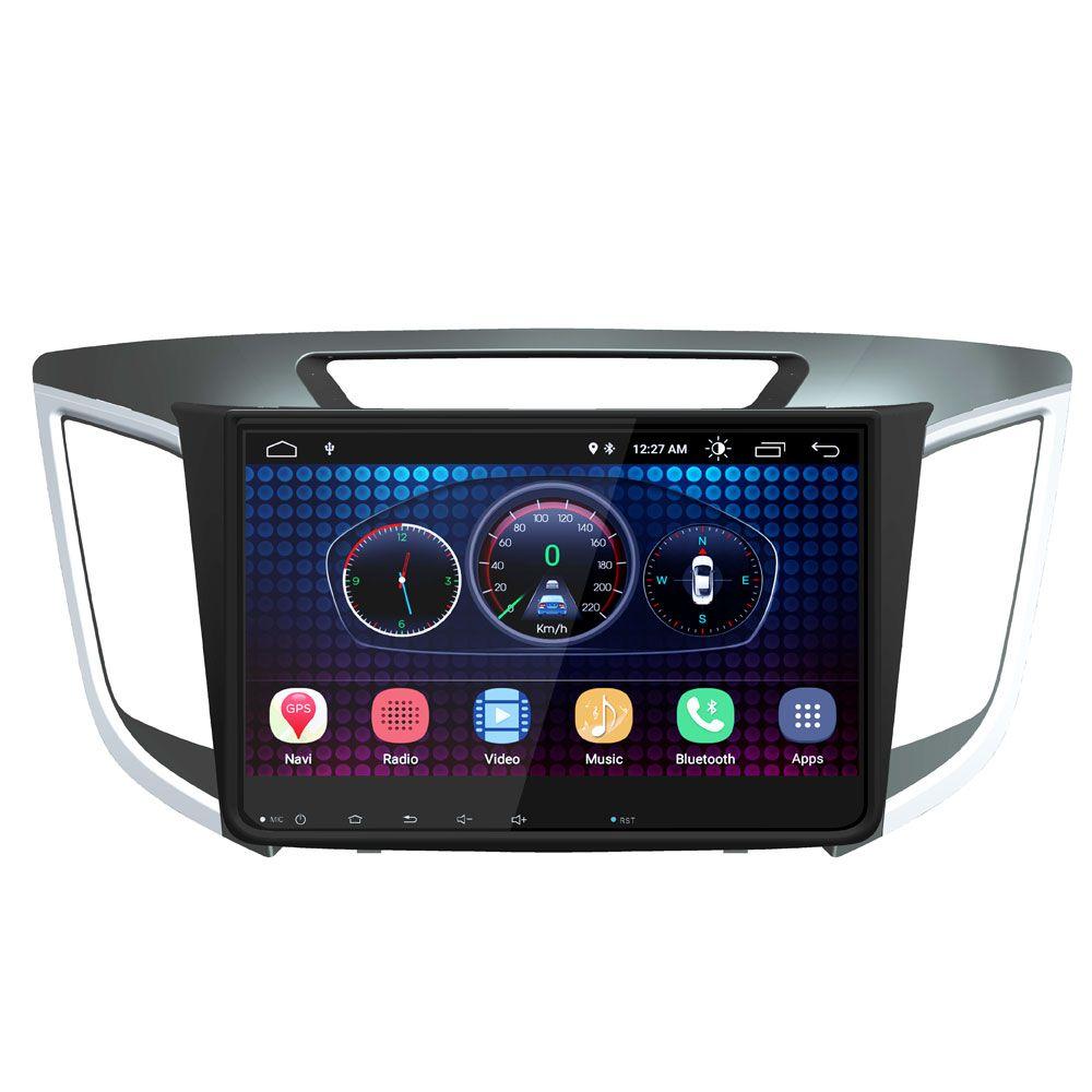 10,2 Zoll Android 6.0 Hyundai ix25 Creta Cantus 2015 Headunit Auto DVD und GPS Navigation Auto Radio Wifi