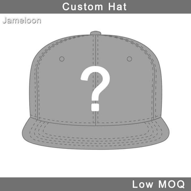 Düz ağız 3D nakış baskılı logosu moda stil spor kap snap back şapka özel beyzbol şapkası