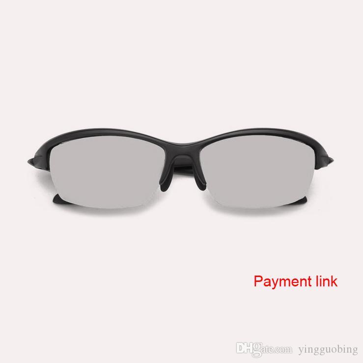 2018 جديد رابط الدفع / الأجر مقدما / إيداع / الشحن النظارات التكلفة