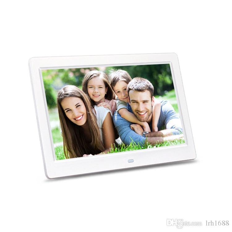 9.7 inç 10 inç 10.1 inç dijital fotoğraf çerçevesi Multimedya oynatıcı LCD reklam ekranı