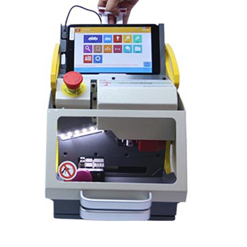 Kukai Key Cutting Machine Car Or House Key Cutting And Copy Machine Locksmith Used Duplicator 2019 New Hot Sales LockSmith Tools