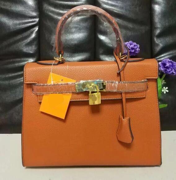Designer handbags Luxury TOP handbag fashion brand totes women designer bags high quality cluth pu leather bag with lock key PURSE totes