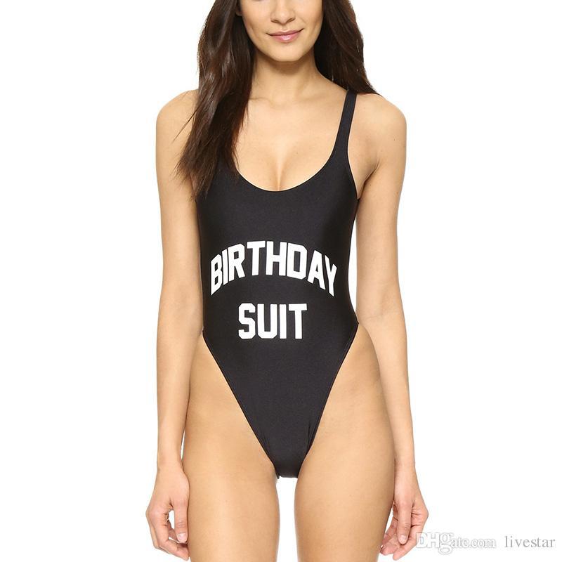 New Women's Sexy-design One piece Printing Swimwear Popular Swimwear Swimsuit