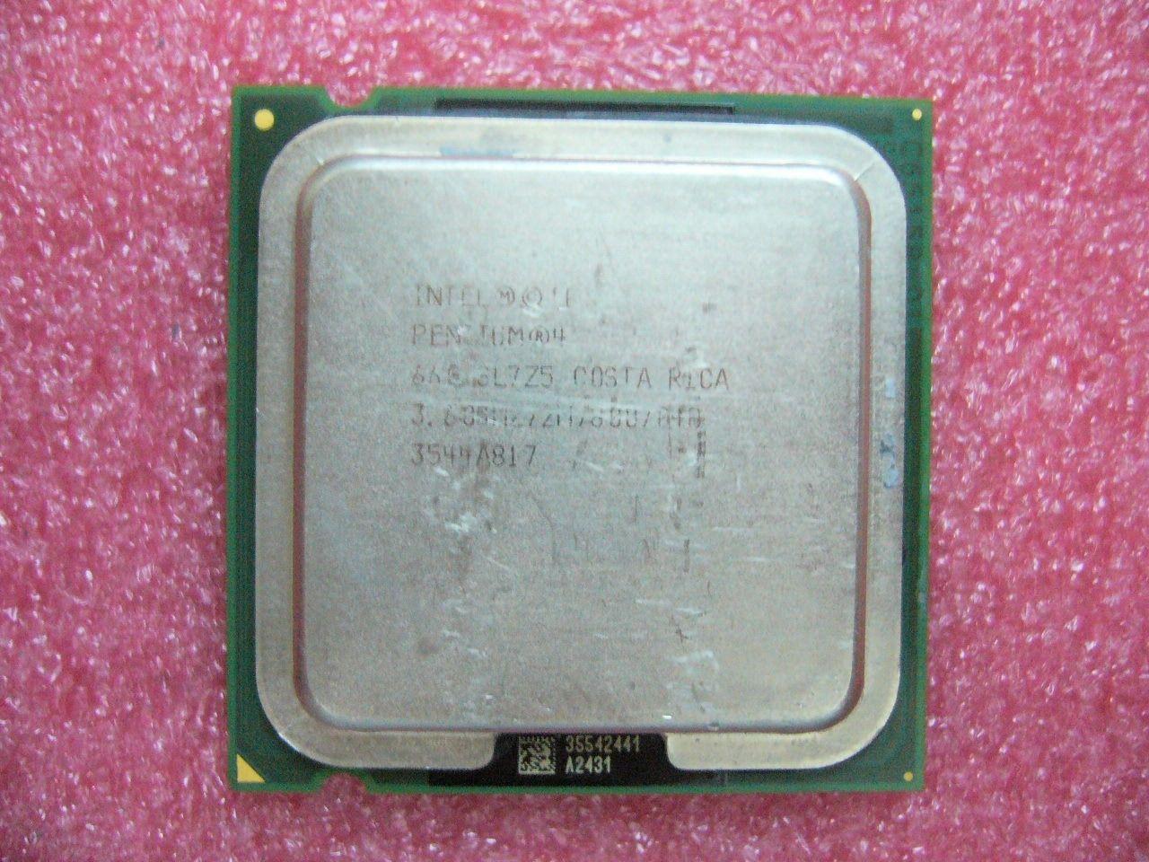 INTEL Pentium 4 CPU 660 3.60GHz 2MB/800Mhz LGA775 SL7Z5 SL8PZ