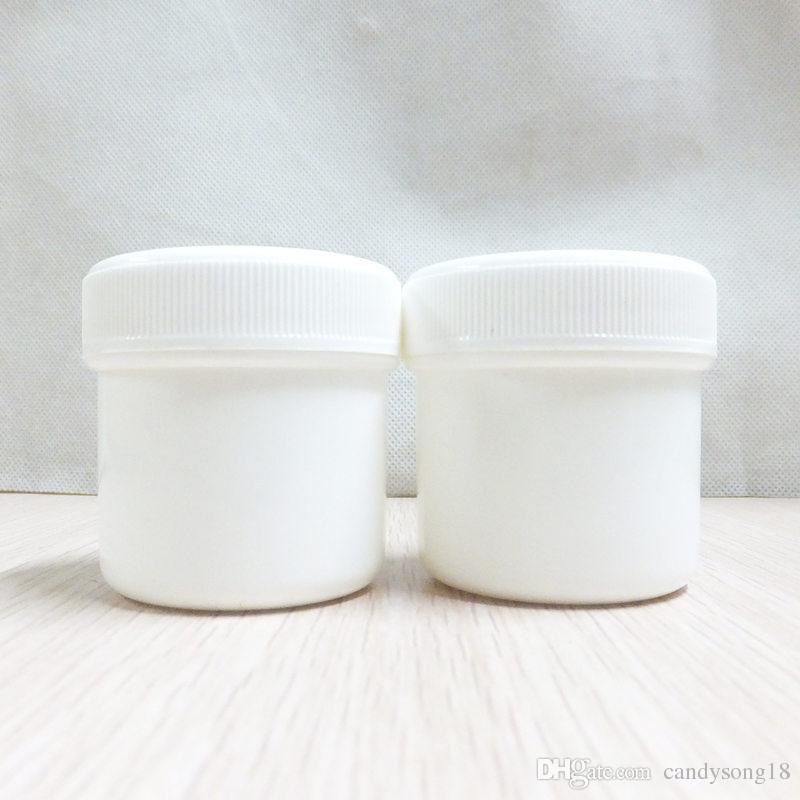 Бак сливк маски 30g 50g, рециркулированная косметическая упаковывая коробка контейнеров PP пластичная косметическая, пластичные опарникы f1110 сливк