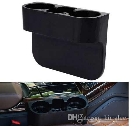 NEW Car Cup Holder Interior Car Organizer Portable Multifunction Auto Vehicle Seat Cup Cell Phone Drink Holder Box Car Styling Box