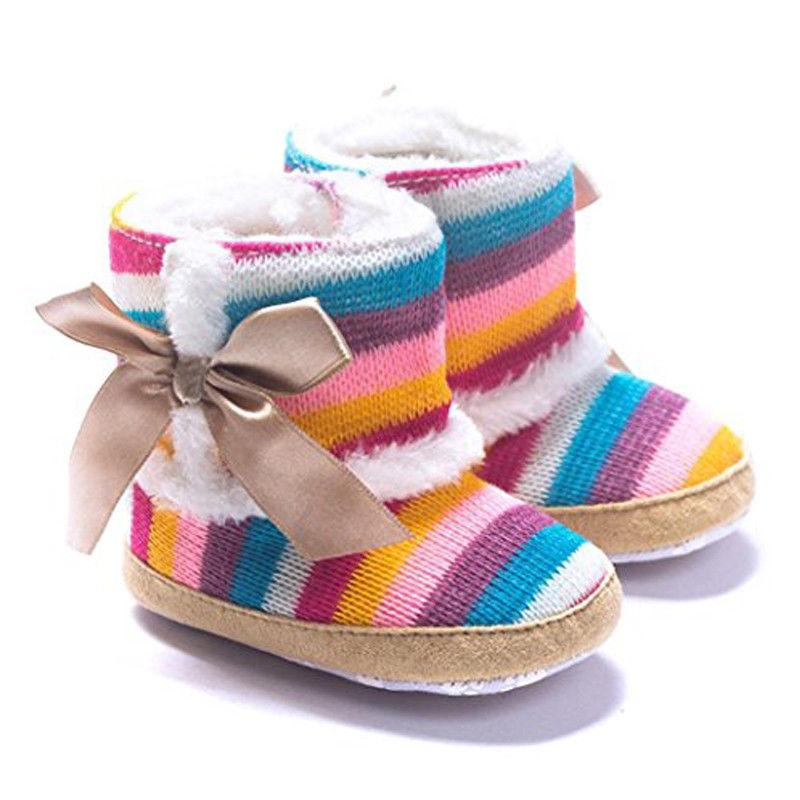 0 18 Months Baby Boots Fashion Girl Boy