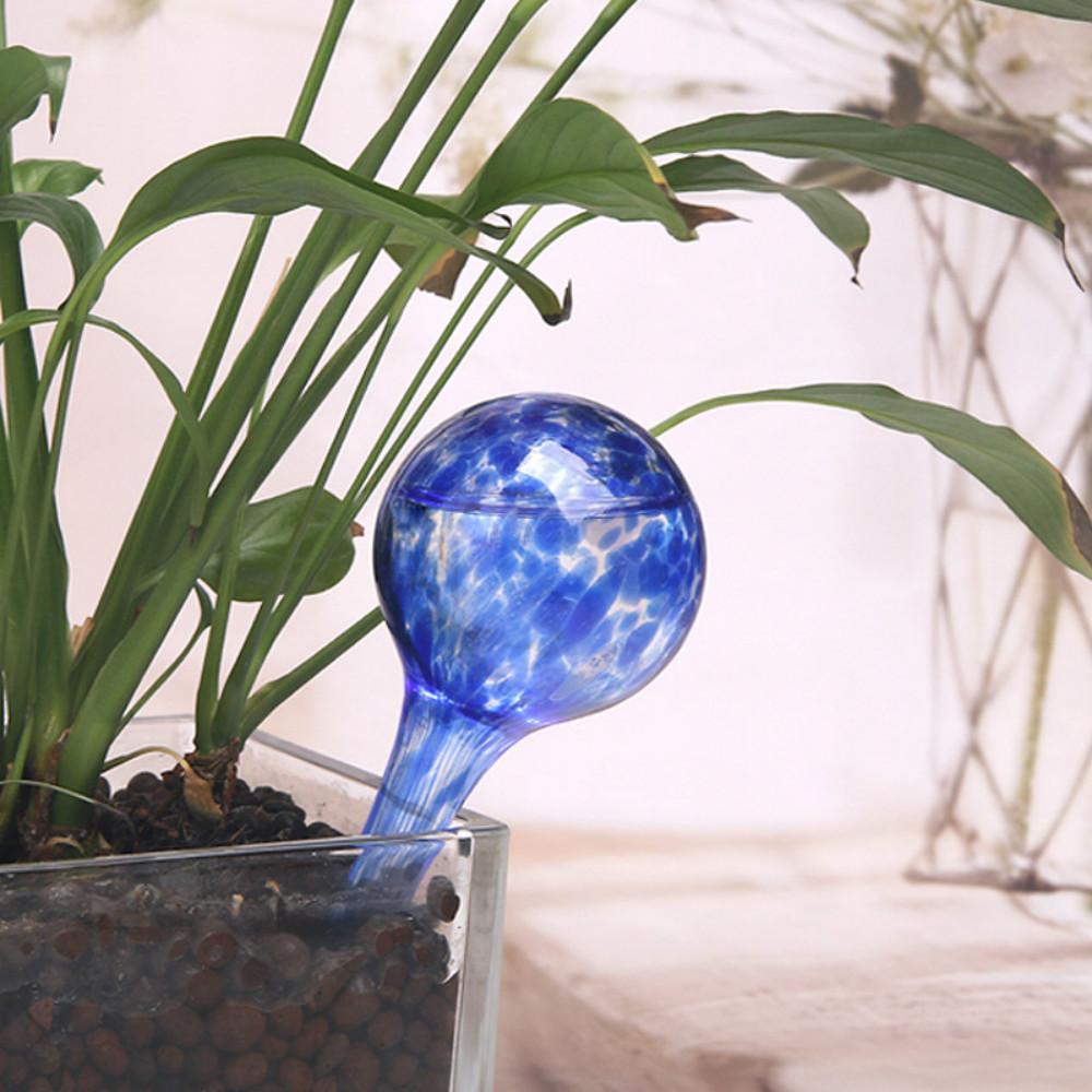 Esfera de rega de vidro / Plantas em vasos verdes Equipamento de irrigação por gotejamento / Automático Globos de rega / Plantas Flores ferramentas inteligentes de infiltração de Água