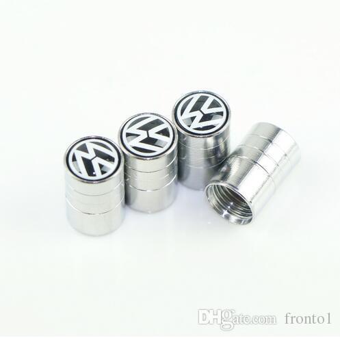 Car Styling Tire Valves cas Pour Volkswagen vw polo passat b5 b6 Car Styling 4 PCS / LOT