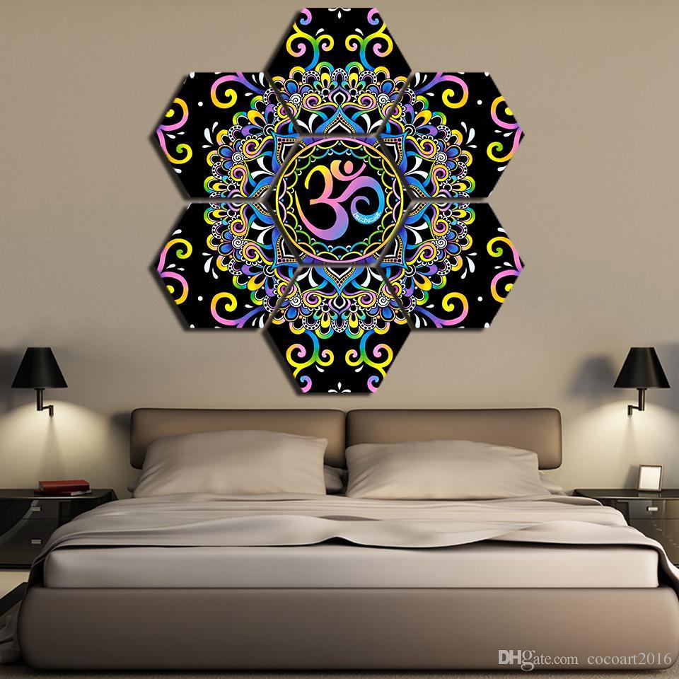 7 Painéis HD Impresso Excelente Vertendo Pintura A Óleo Da Lona Moderna Arte Da Parede Pictures Home Decor Cartazes Arte Quadro
