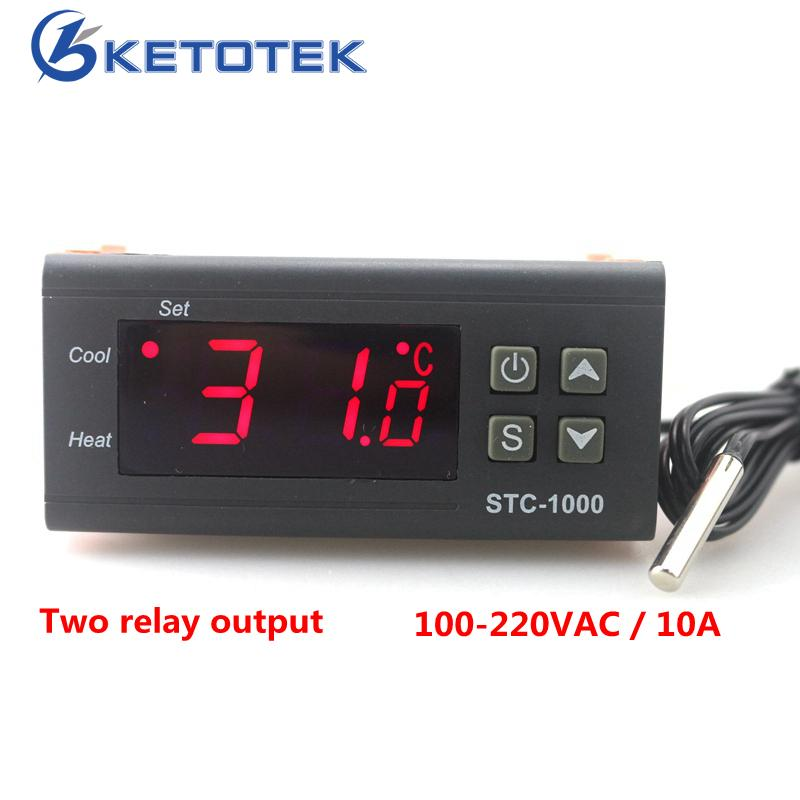 stc 1000 wiring diagram for incubator 2020 two relay output led digital temperature controller  2020 two relay output led digital