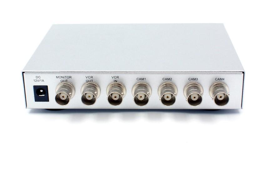 4 видео разветвитель видео монитор процессор Процессор монитор мощности делитель мощности от пояса памяти мощность LLFA