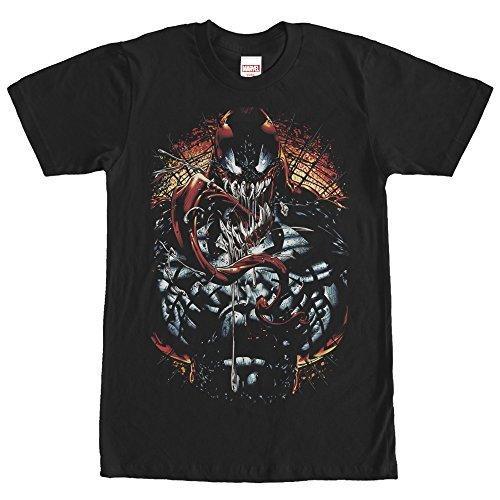 T-shirts d'été T-shirt Carnage Fear pour hommes T-shirt manches courtes