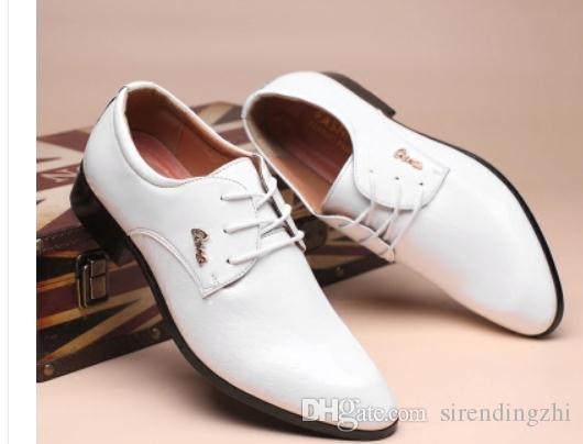 Envío gratis de 2016 nuevos zapatos de estilo para hombre en primavera y otoño.
