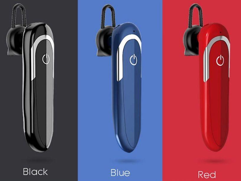D5 Wireless Bluetooth 4.1 Auriculares 60 días de espera Sweatproof Dos teléfonos auriculares conectados Manos libres Auriculares Auriculares portátiles con micrófono de alta definición