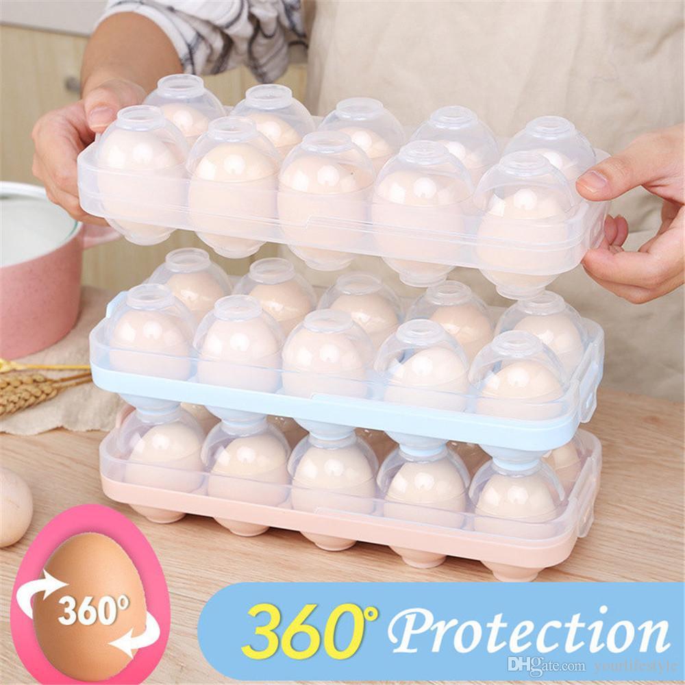 Contenitori Per Organizzare Frigo acquista portauovo da cucina portauovo a forma di uovo contenitore da  cucina portauovo con coperchio frigorifero contenitore portatile  frigorifero,