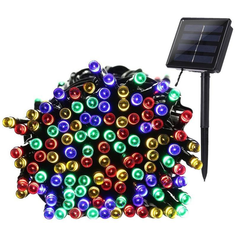 200 LED Solar Fairy String Lights (59)