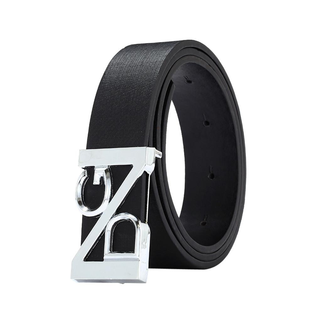2018 Haute qualité mode cuir mince ceinture maigre ceinture unisexe ceintures en cuir Ceinture formelle dropshipping # 0625