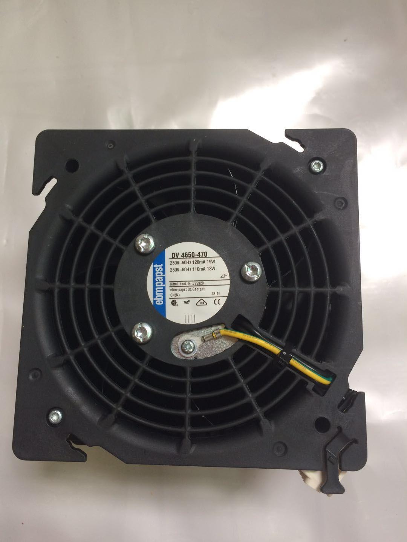 papst Brand New ebmpapst DV 4650-470 230V-50HZ 110MA 19W Cooling Fan