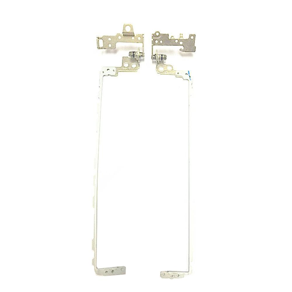 Genuine NEW Laptop Hinges for HP 250 G6 250G6 TPN-C129 TPN-C130 15-BS LCD Hinge Set L&R Screen Axis Shaft Replacement