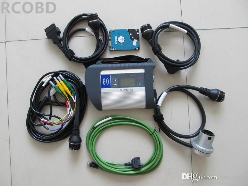 mb sd c4 star diagnosis tool with 2021.06 hdd 320gb for 95% laptops windows7 two year warranty