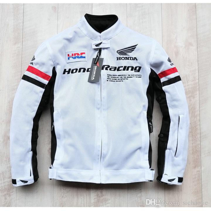 2018 New model summer breathable oxford motorcycle off-road jackets ride jackets racing clothing windproof have protection 3 colors