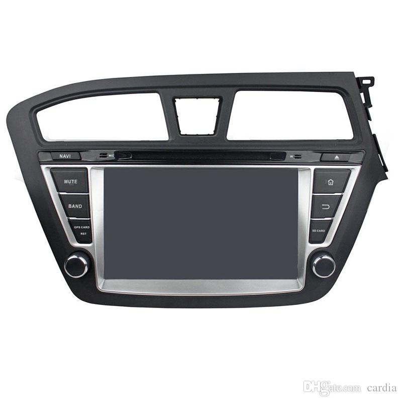 Car DVD player for HYUNDAI I20 Right driving 8inch 2GB RAM Andriod 6.0 with GPS,Steering Wheel Control,Bluetooth,Radio