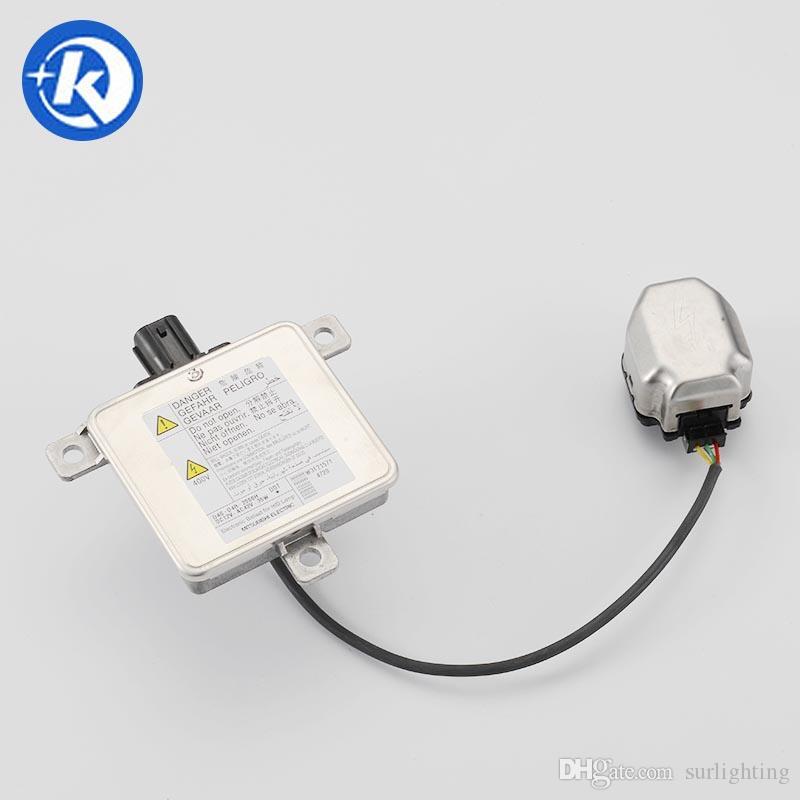 Original Misubishi Headlight HID D4S/D4R Ballast and igniter/ignitor Part No:W3T21571