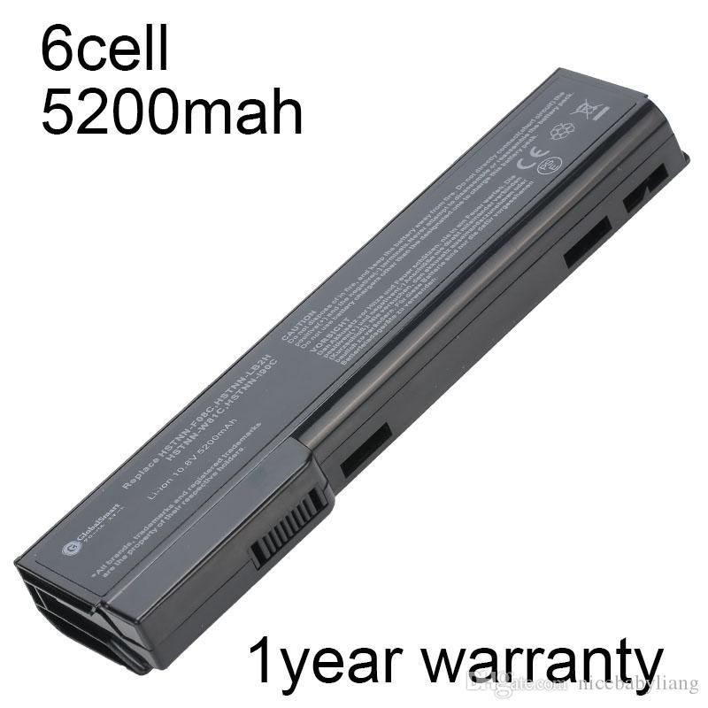 Hp hp EliteBook 8460 p 8470 p 8560 p için 6 hücreli dizüstü pil