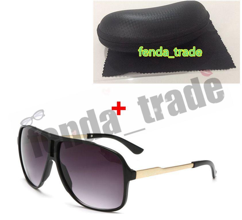 С случаях горячие дешевые солнцезащитные очки для мужчин женщин 122S Спорт на открытом воздухе Велоспорт солнцезащитное стекло очки Марка дизайнер солнцезащитные очки Солнцезащитные очки 10 шт.
