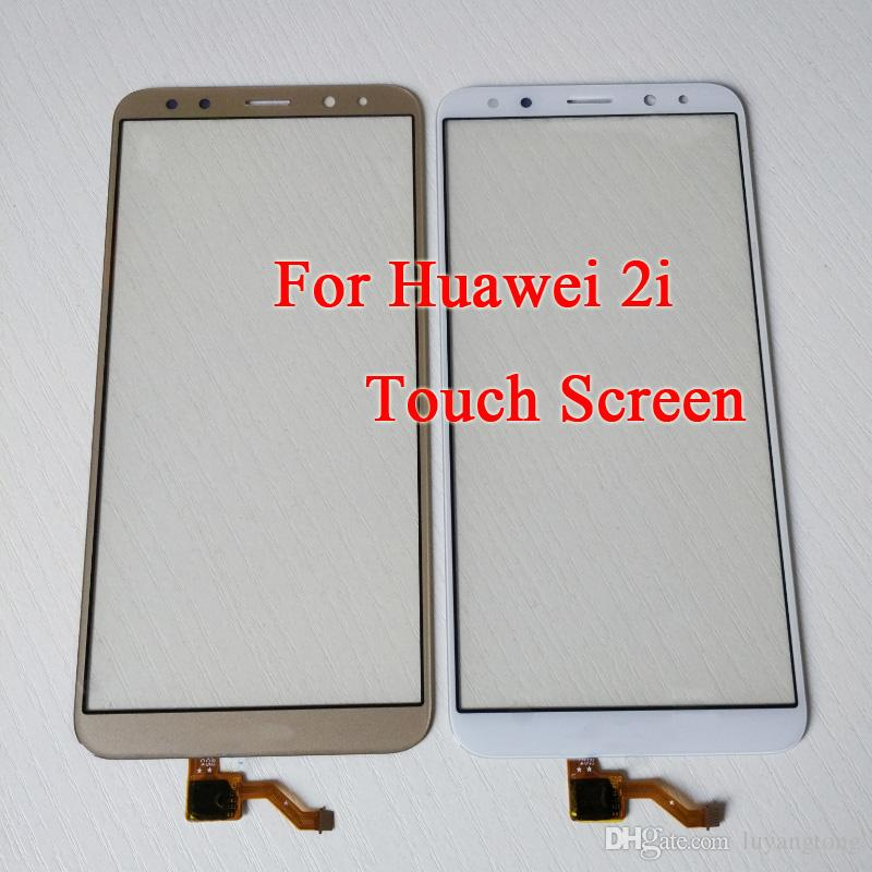 For Huawei Nova 2i Outer Front Glass Lens Screen Replacement Part Huawei Mate 10 Lite Touch screen Glass Cover G10 With Tools