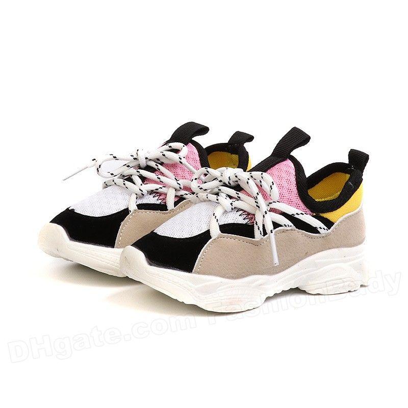 Toddler Infant Kids Baby Boy Girl Mesh Breathable Sport Running Shoes Sneakers K