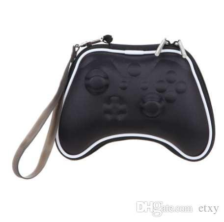 나일론 보호 공기 거품 하드 파우치 케이스 Xbox One 컨트롤러 경량 쉬운 캐리 가방 케이스 커버 Xbox One 게임 패드