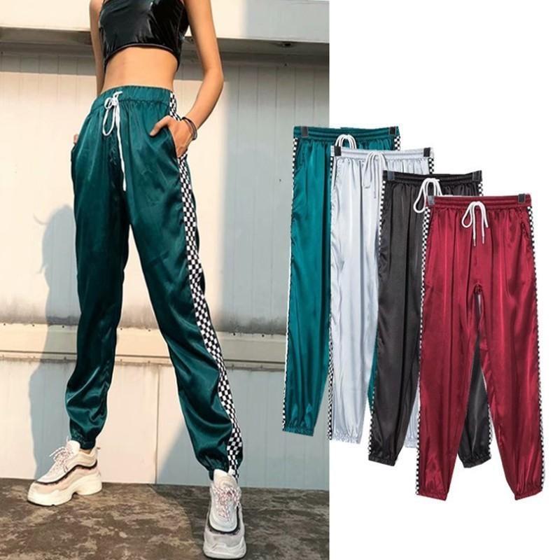 Pantalones De Chandal Anchos Mujer 65 Descuento Gigarobot Net
