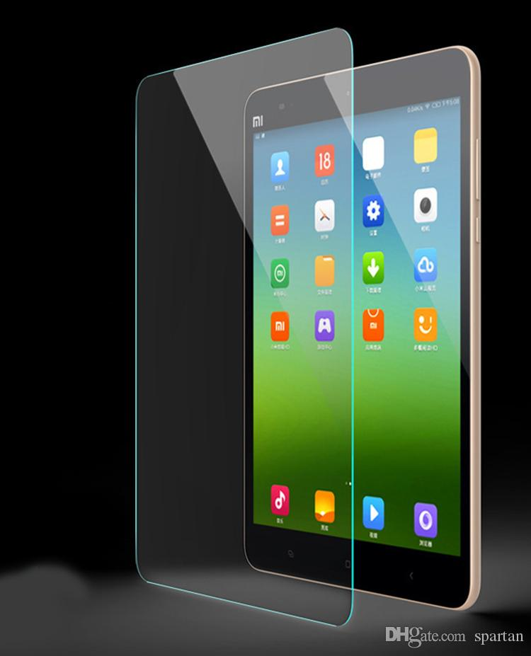 투명 강화 유리 태블릿 화면 보호기 FLIM을위한 아이 패드 10.2 2019 프로 11 2018 9.7inch 공기 2 5 6 아이 패드 미니 3 4