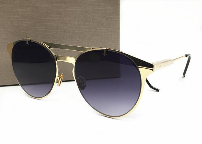 2018 العالم الشهير العلامة التجارية عالية الجودة نظارات المرأة بولارويد نظارات uv400 موضة نظارات شمس أنثى ظلال نظارات أسود بني أحمر